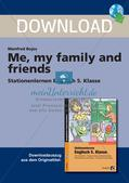 Me, my family and friends Preview 1
