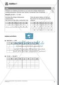 Dezimalbrüche: Addition und Subtraktion Preview 10