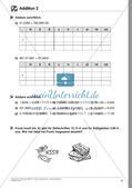Dezimalbrüche: Addition und Subtraktion Preview 11