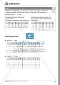 Dezimalbrüche: Addition und Subtraktion Preview 20