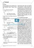 Dezimalbrüche: Addition und Subtraktion Preview 6