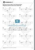 Dezimalbrüche: Multiplikation und Division Preview 12