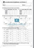 Dezimalbrüche: Multiplikation und Division Preview 32