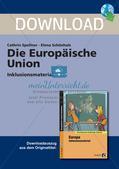 Inklusionsmaterial: Die Europäische Union Preview 1