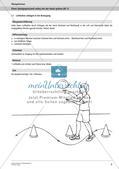 Rückschlagspiele: Einen Spielgegenstand volley mit der Hand spielen Preview 11