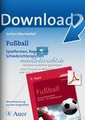 Fußball: Spielformen, Regeln und Schiedsrichterzeichen Preview 1