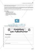 Fußball: Organisation eines Fußballturniers Preview 4