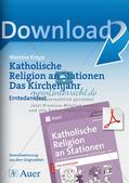 Kath. Religion an Stationen: Erntedank Preview 1