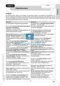 Stationenarbeit Grammatik: Satzglieder Preview 7