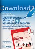Kooperative Methoden - Sprechen und Zuhören Preview 1