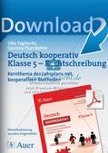 Kooperative Methoden - Rechtschreibung Preview 1