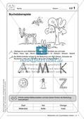 Schreibkompetenz: Buchstaben- und Reimgeschichten Preview 9
