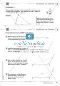 Kooperative Methoden - Dreiecke Preview 14