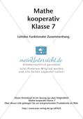 Kooperative Methoden - Funktionen Preview 2