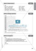 Stationenarbeit: Grammatik Preview 11