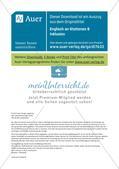 Stationenarbeit: Grammatik Preview 13