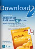 Stationenarbeit: Mediation and Translation Preview 1