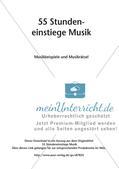 Stundeneinstiege: Musikbeispiele und Rätsel Preview 2
