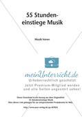 Stundeneinstiege: Hören von Musik Preview 2