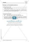 Partizipien und Partizipialkonstruktionen Preview 13