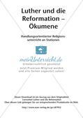 Luther und die Reformation: Ökumene Preview 2