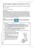 Arbeit mit Bildern im Ethikunterricht: Kreative Weiterarbeit am Bild Preview 13