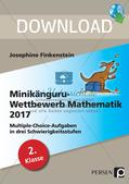 Minikänguru-Wettbewerb Mathematik 2017 Preview 1