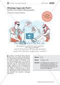 Deutsch_neu, Sekundarstufe I, Sprache und Sprachgebrauch untersuchen, Sprachreflexion, Entdeckung der Gemeinsamkeiten und Unterschiede von Sprachen, Untersuchung von Sprache/ Sprachgebrauch und Medien