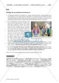 Schuluniformen in Spanien: Diskussionsübungen zur Förderung des mündlichen Sprachgebrauchs Preview 2