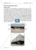 Kunst_neu, Sekundarstufe II, Körperhaft-räumliches Gestalten, Kunstbegegnung und -betrachtung, Räume, Analyse und Interpretation von Architektur und Design, Raumarten, Architekturinterpretation, Gestalterische Mittel der Architektur, Außenräume, Innenräume, Planung, Lage, Modell, Entwürfe, Grundriss