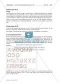 Verschiedene Schriftarten Preview 2