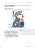 Kunst_neu, Sekundarstufe I, Flächiges Gestalten, Kunstbegegnung und -betrachtung, Collagieren, Zeichnen, Bildanalyse und -interpretation, Grafische Elemente, Analyse gestalterischer Mittel, Träume