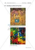 Tierdarstellungen von Franz Marc und Pablo Picasso Preview 5