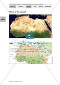 Der Lebensraum Wüste: Bilinguales Material Preview 14