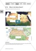 Der Lebensraum Wüste: Bilinguales Material Preview 2