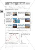 Der Lebensraum Wüste: Bilinguales Material Preview 4