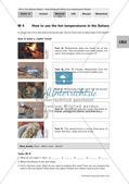 Der Lebensraum Wüste: Bilinguales Material Preview 5
