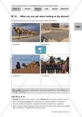 Der Lebensraum Wüste: Bilinguales Material Preview 9