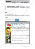 Tomber amoureux sur Internet - Le Subjonctif présent Preview 1