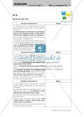 Vorbereitung auf Sprachprüfungen: Urlaubspläne Preview 19