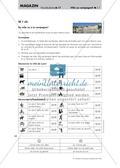 Vorbereitung auf Sprachprüfungen: Urlaubspläne Preview 7