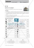 Vorbereitung auf Sprachprüfungen: Urlaubspläne Preview 8