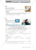 Vorbereitung auf Sprachprüfungen: Urlaubspläne Preview 9