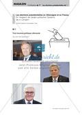 Les élections présidentielles en Allemagne et en France Preview 1