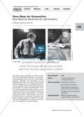 Komposition im 20. Jahrhundert: Analyse und Vergleich Preview 1