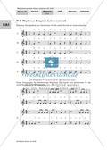 Rhythmusübungen: Fachbegriffe und Notenwerte Preview 5
