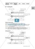 Rhythmusübungen: Fachbegriffe und Notenwerte Preview 8