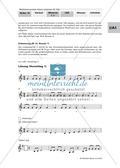 Rhythmusübungen: Erläuterungen und Lernerfolgskontrolle Preview 5