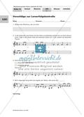 Rhythmusübungen: Erläuterungen und Lernerfolgskontrolle Preview 6