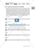 Komposition instrumentaler Formen: Kanon Preview 10